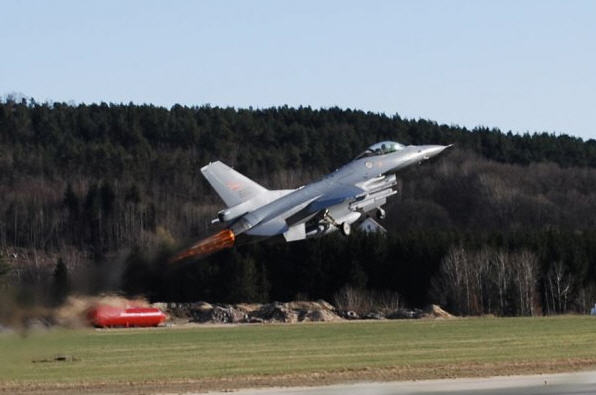 Norwegian Air Force Show