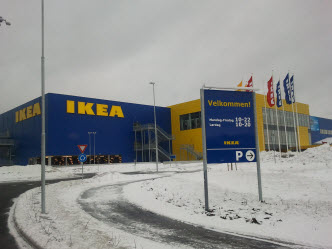 Ikea kristiansand
