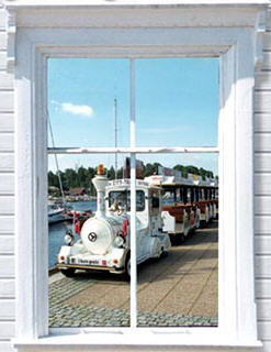 Kristiansand City Tourist Train
