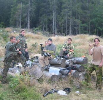 Kristiansand Paintball